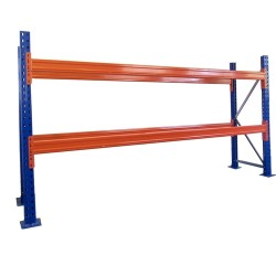 Boltless Rack - 6/6 Firkins or 5/5 Kils - 2000mm