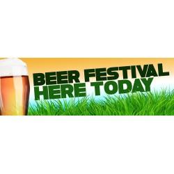Bespoke Beer Festival Banner