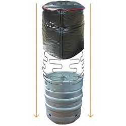 50 Litre (11 Gallon) Keg Cooler