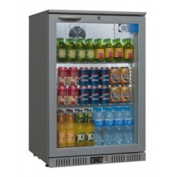 Coolpoint HX100 Single Door Grey Bottle Cooler