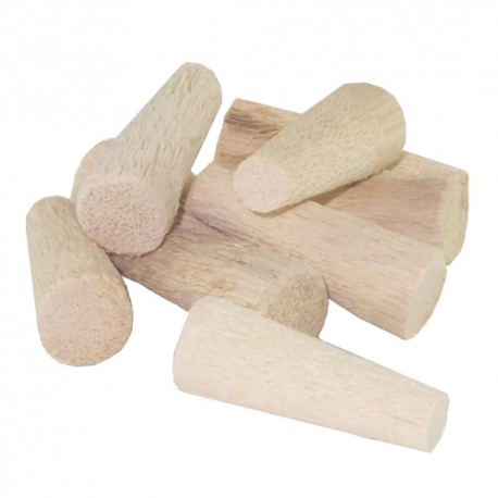 Wooden Soft Spiles (x 50)