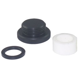 Blanking Plug, Collet and Washer