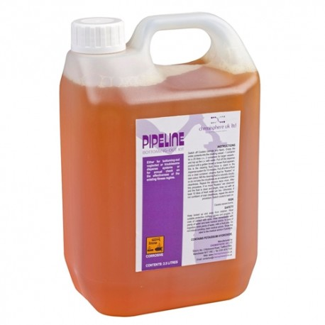 Pipeline Bottoming Out Kit - 2.5 Litre x 2 Bottles