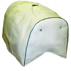 9 Gallon Insulating Jacket - Cream