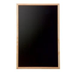Framed Blackboard Antique Pine - 636mm x 486mm