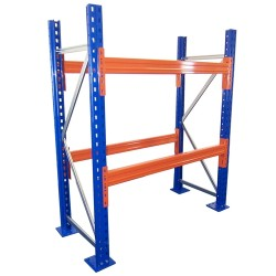 Boltless Rack - 2/2 Firkins or 2/2 Kils - 1500mm