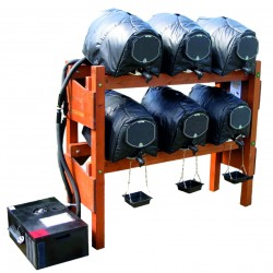 Complete Event Hire Package for 6 x 9 Gallon Casks x 2 Serving Days