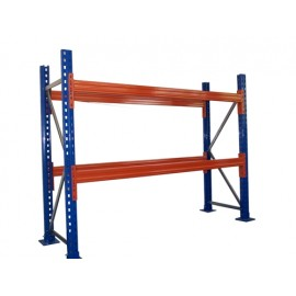 Boltless Rack - 4/4 Firkins or 3/3 Kils - 2000mm